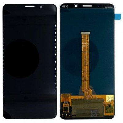 LCD Phone Touch Screen Replacement Digitizer Display Assembly Tool for Huawei Mate 10 Pro High Quality - BLACK