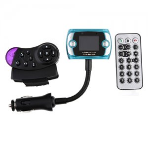 FM193 Bluetooth FM Modulator+ FM Transmitter+Car MP3 Player With Charger 4 Colors