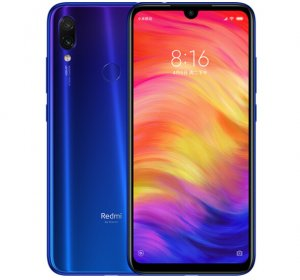 Xiaomi Redmi Note 7 4G Phablet 6.3 inch MIUI 10 Qualcomm Snapdragon 660 Octa Core 2.2GHz 4GB RAM 64GB ROM