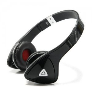 Monster DNA On-Ear Headphones Black