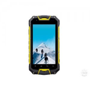 Snopow M9 Rugged Smartphone 4.5 inch QHD Screen Walkie Talkie IP68 Waterproof - Yellow