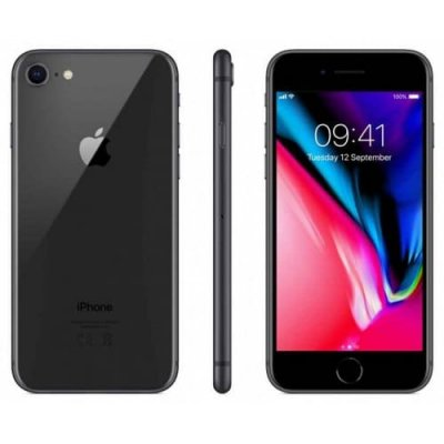 Apple iPhone 8 Unlocked Smartphone iOS 12