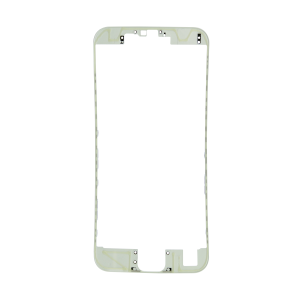 iPhone 12 Pro Front Frame with Hot Glue - White