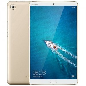 HUAWEI MediaPad M5 ( SHT - W09 ) Tablet PC 4GB + 64GB International Version - CHAMPAGNE GOLD