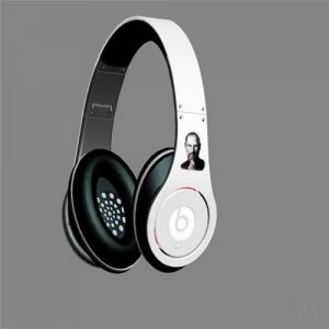 Beats By Dr. Dre Studio Steve Jobs Limited Edition Over-Ear Headphones