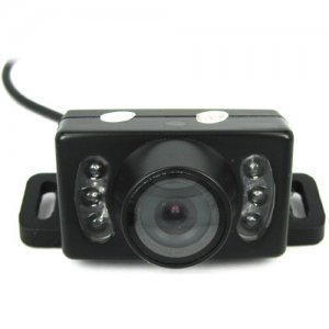 PAL Mode Car Rear View 1/3 Inch Colour CMOS Camera