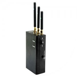 Portable Wireless Block - Wifi,Bluetooth,Wireless Video Audio Jammer