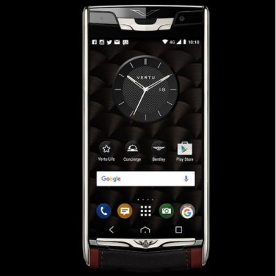Vertu Signature Touch for Bentley Clone Android 11.0 Snapdragon 821 4G LTE luxury Phone