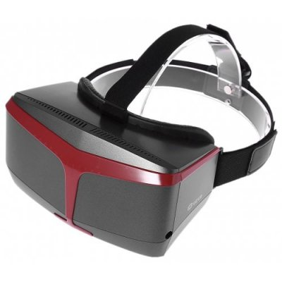 UCVR VIEW VR 3D Glasses Virtual Reality Smart Glasses - BLACK