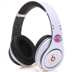 Beats By Dre NBA Detroit Pistons