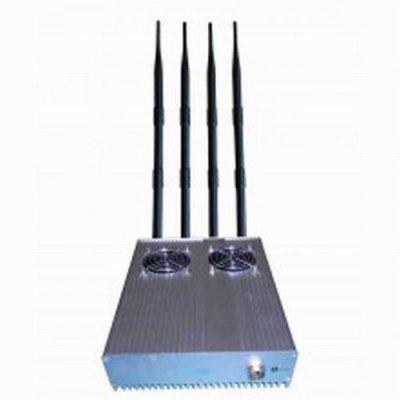 Signal blocker Darlinghurst | Adjustable 6 Antenna 15W High Power WiFi,GPS,Mobile Phone Jammer