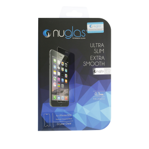 NuGlas Tempered Glass Screen Protector for iPhone 12/6s (2.5D)