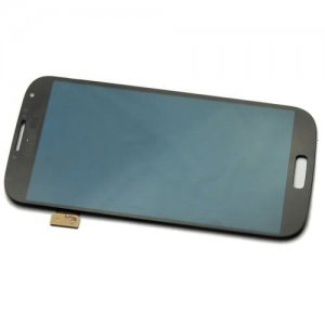 LCD Cellphone Screen Digitizer Assembly Replacement for Samsung Galaxy S4 - BLACK