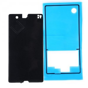 SONY Z 2pcs Adhesive Sticker for SONY Z - BLUE