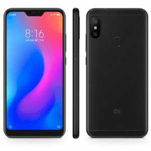 Xiaomi Redmi 6 Pro 5.84 inch 4G Phablet English and Chinese Version - BLACK