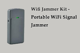 WiFi/Bluetooth Jammers