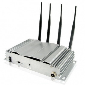Mobile Phone Signal Jammer with High, Low Outputs