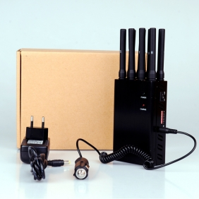 2017 New Handheld 8 Bands 3G 4G Cell Phone Jammer, GPS Jammer, Wifi Jammer, Lojack Jammer - Blocking 2G, 3G, GPS, Wifi and Lojack Signals - For Worldwide
